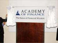 Official Launch of Academy of Finance